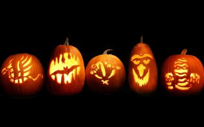 How to stay safe while pumpkin carving, so your Halloween isn't a nightmare!