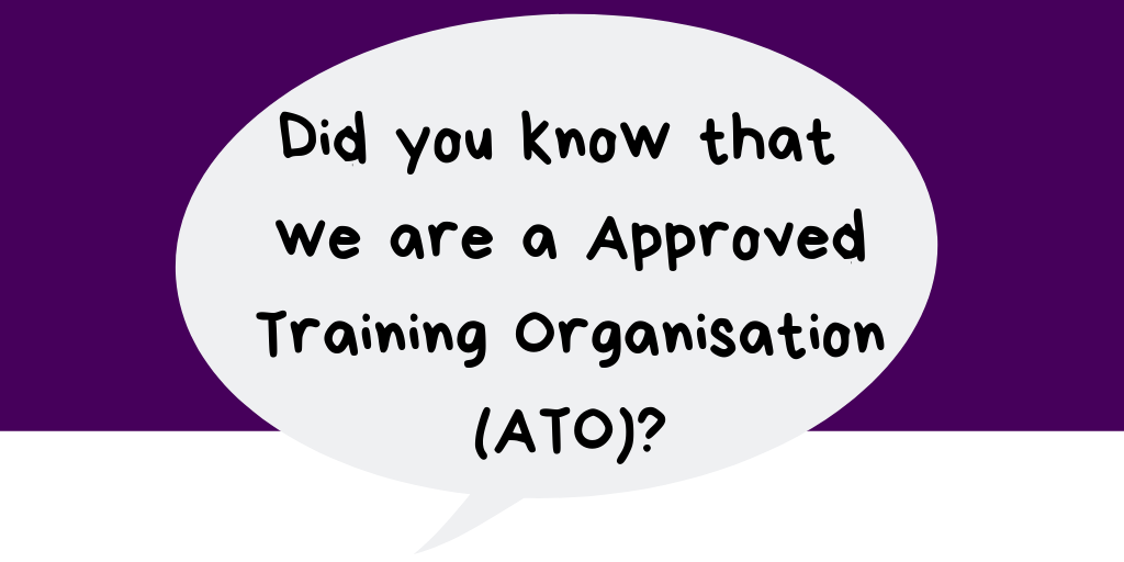 Did you know that we are a CITB Approved Training Organisation (ATO)