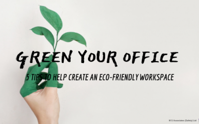 How can my office be eco-friendlier?