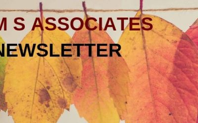 Autumn Newsletter 2019